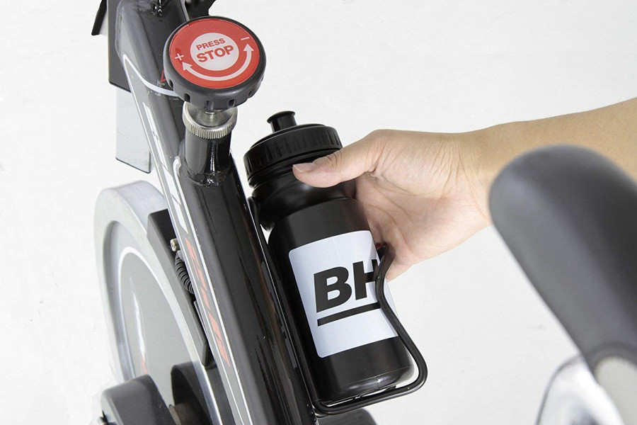 BH Fitness SB2.6 Indoor Bike - Flywheel 22kg - Commercial Grade-1