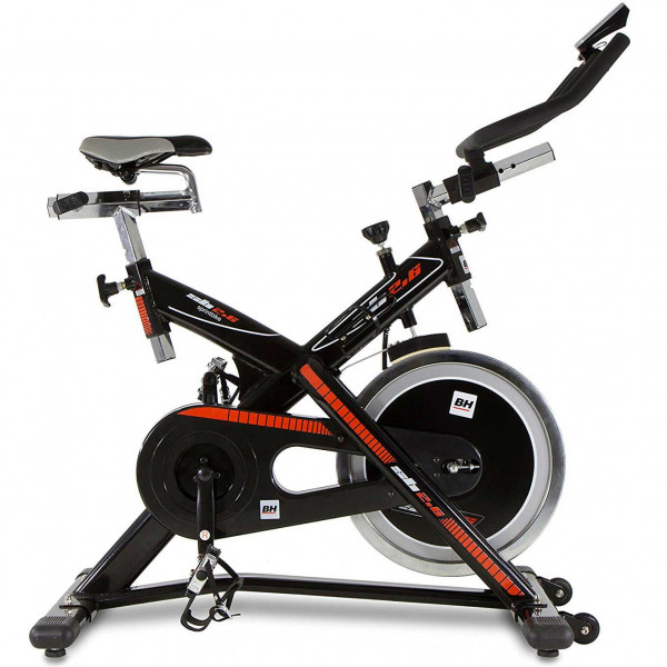BH Fitness SB2.6 Indoor Bike - Flywheel 22kg - Commercial Grade-3