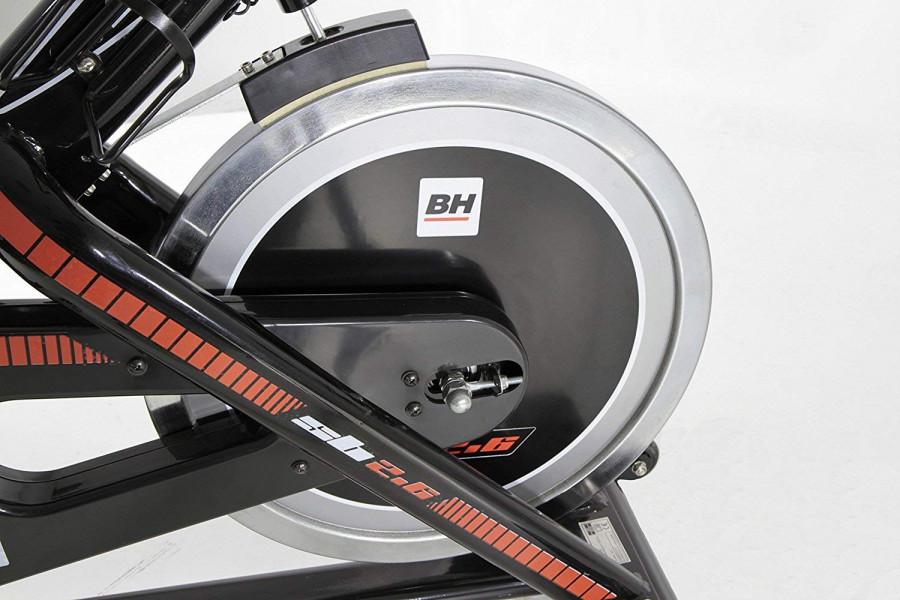 BH Fitness SB2.6 Indoor Bike - Flywheel 22kg - Commercial Grade-2