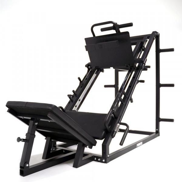 Force USA 45 Degree Leg Press With Calf Block-2
