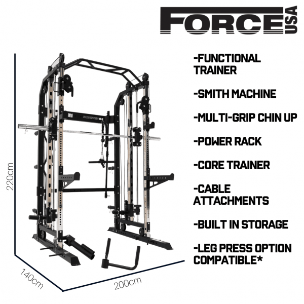 Force USA G3 All-In-One Trainer-2