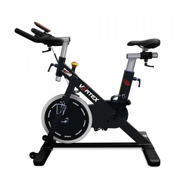Vortex V1000 Commercial Grade Spin Bike With Free LCD Monitor-3