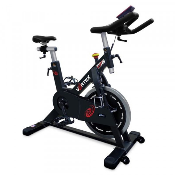 Vortex V1000 Commercial Grade Spin Bike With Free LCD Monitor-7