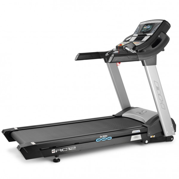 BH Fitness RC12 Touch Screen Treadmill-1