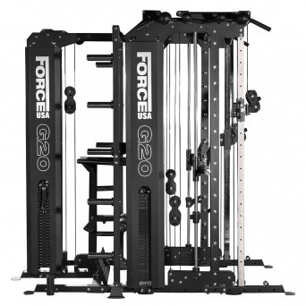 Force USA G20 All-In-One Functional Trainer With Lat Pull Down