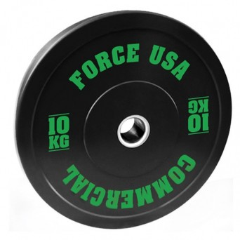 10 Kg Force USA Ultimate Training Bumper Plates (DEMO)