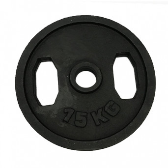 10Kg EZ Grip Cast Iron Olympic Weight Plates