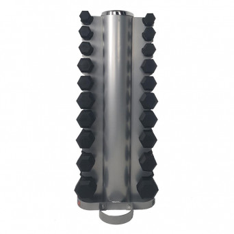 Force USA 10 Pair Vertical Dumbbell Rack