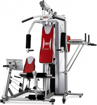 BH Fitness Global Gym Plus G152X