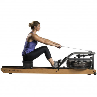 Pure Design VR2 Valor Water Rowing Machine