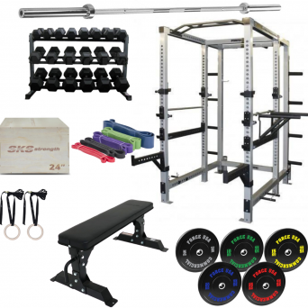 Functional Garage Gym Package