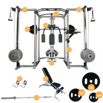 Force USA Power Rack Ultimate Package