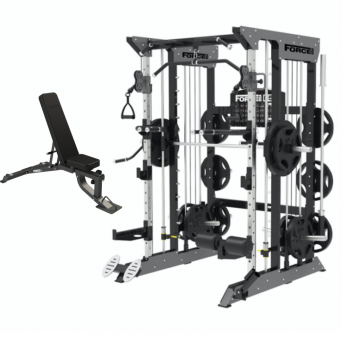 Force USA F50 Plate Loaded Multi-Functional Trainer Package