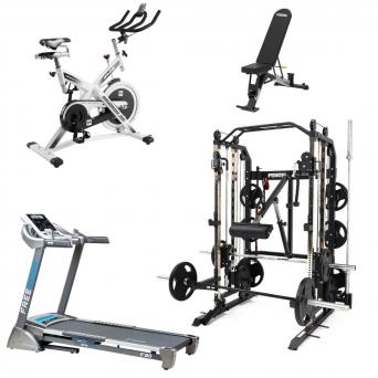 Full Body Garage Gym Package