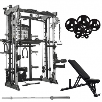 Force USA G9 All-In-One Trainer Functional Trainer Package