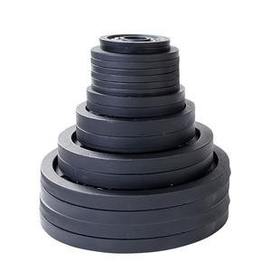 120kg Cast Iron Olympic Disk Set