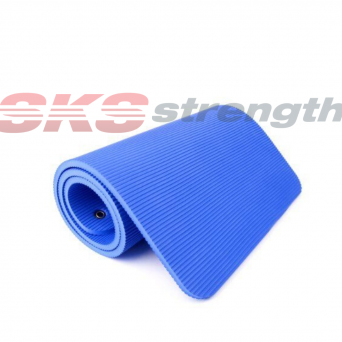 SKS Strength Gym Mat Pro 170x60x2cm - Blue
