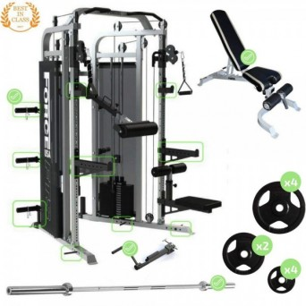 Force USA Multi Functional Trainer Ultimate Package