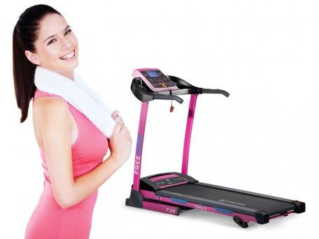 FreeForm F20 Pink Home Treadmill