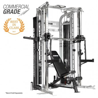 Force USA G6 Monster Smith Machine + Power Rack + Functional Trainer