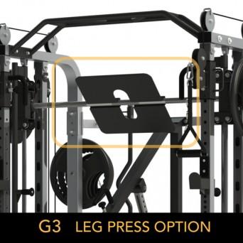 Monster G3 Leg Press Option