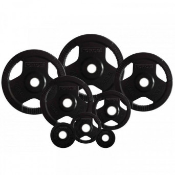 Force USA Rubber Coated Olympic Weight Plates 0.5Kg to 20Kg