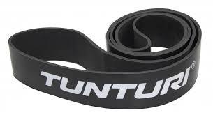Tunturi Powerbands Extra Heavy Black 64mm