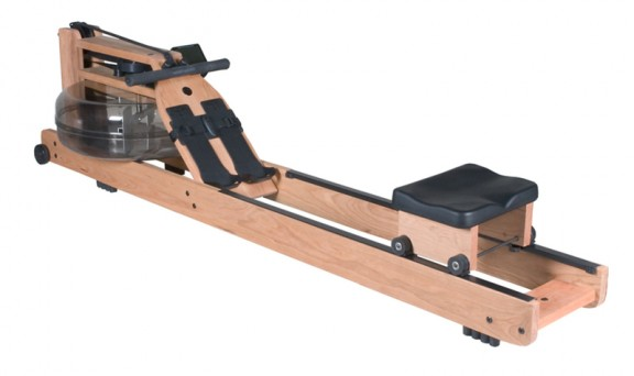 WaterRower Oxbridge Rowing Machine in American Cherrywood