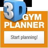 3D Gym Planner